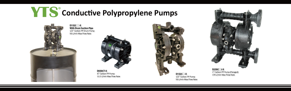 Production Diaphragm Pumps